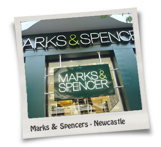 M&S - Newcastle